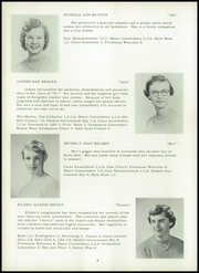 Page 12, 1955 Edition, Athol High School - Raider Yearbook (Athol, MA) online yearbook collection