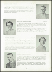 Page 15, 1955 Edition, Athol High School - Raider Yearbook (Athol, MA) online yearbook collection