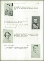 Page 16, 1955 Edition, Athol High School - Raider Yearbook (Athol, MA) online yearbook collection