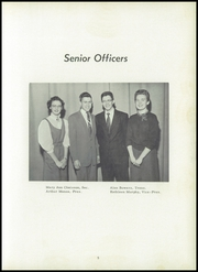 Page 9, 1955 Edition, Athol High School - Raider Yearbook (Athol, MA) online yearbook collection