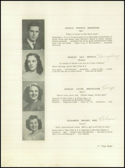 Page 10, 1947 Edition, Oxford High School - Ravelins Yearbook (Oxford, MA) online yearbook collection