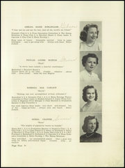 Page 11, 1947 Edition, Oxford High School - Ravelins Yearbook (Oxford, MA) online yearbook collection