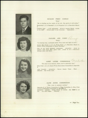 Page 12, 1947 Edition, Oxford High School - Ravelins Yearbook (Oxford, MA) online yearbook collection