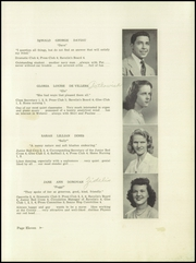 Page 13, 1947 Edition, Oxford High School - Ravelins Yearbook (Oxford, MA) online yearbook collection