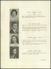 Page 14, 1947 Edition, Oxford High School - Ravelins Yearbook (Oxford, MA) online yearbook collection