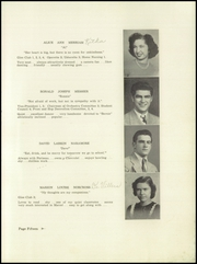 Page 17, 1947 Edition, Oxford High School - Ravelins Yearbook (Oxford, MA) online yearbook collection