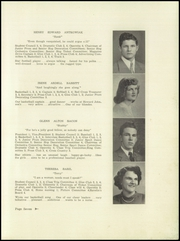 Page 9, 1947 Edition, Oxford High School - Ravelins Yearbook (Oxford, MA) online yearbook collection