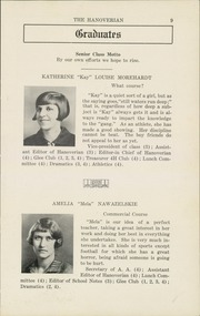 Page 11, 1926 Edition, Hanover High School - Hanoverian Yearbook (Hanover, MA) online yearbook collection