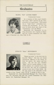 Page 13, 1926 Edition, Hanover High School - Hanoverian Yearbook (Hanover, MA) online yearbook collection