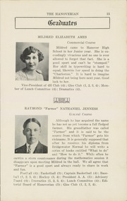 Page 17, 1926 Edition, Hanover High School - Hanoverian Yearbook (Hanover, MA) online yearbook collection