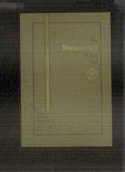 1927 Edition, Hanover High School - Hanoverian Yearbook (Hanover, MA)
