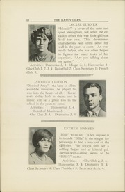 Page 12, 1928 Edition, Hanover High School - Hanoverian Yearbook (Hanover, MA) online yearbook collection