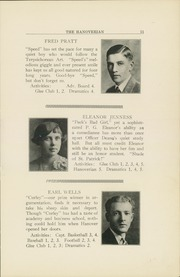 Page 13, 1928 Edition, Hanover High School - Hanoverian Yearbook (Hanover, MA) online yearbook collection