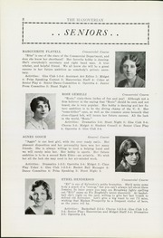 Page 10, 1931 Edition, Hanover High School - Hanoverian Yearbook (Hanover, MA) online yearbook collection