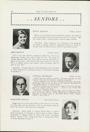Page 12, 1931 Edition, Hanover High School - Hanoverian Yearbook (Hanover, MA) online yearbook collection