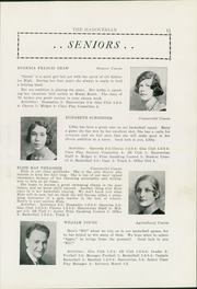 Page 13, 1931 Edition, Hanover High School - Hanoverian Yearbook (Hanover, MA) online yearbook collection