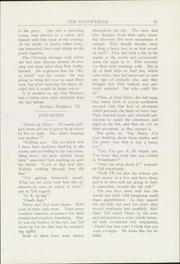 Page 17, 1931 Edition, Hanover High School - Hanoverian Yearbook (Hanover, MA) online yearbook collection