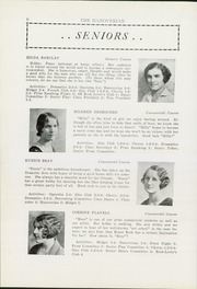 Page 8, 1931 Edition, Hanover High School - Hanoverian Yearbook (Hanover, MA) online yearbook collection