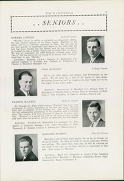 Page 9, 1931 Edition, Hanover High School - Hanoverian Yearbook (Hanover, MA) online yearbook collection