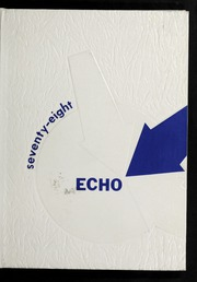 1978 Edition, Holbrook High School - Echo Yearbook (Holbrook, MA)