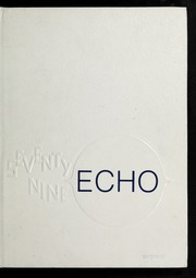 1979 Edition, Holbrook High School - Echo Yearbook (Holbrook, MA)