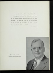 Page 11, 1938 Edition, Roslindale High School - Yearbook (Roslindale, MA) online yearbook collection