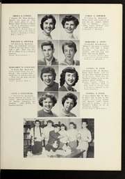 Page 39, 1956 Edition, Roslindale High School - Yearbook (Roslindale, MA) online yearbook collection