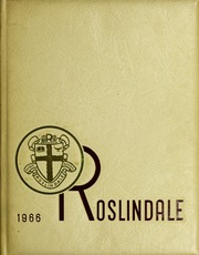 Page 1, 1966 Edition, Roslindale High School - Yearbook (Roslindale, MA) online yearbook collection
