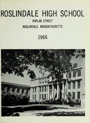 Page 5, 1966 Edition, Roslindale High School - Yearbook (Roslindale, MA) online yearbook collection