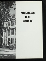 Page 7, 1970 Edition, Roslindale High School - Yearbook (Roslindale, MA) online yearbook collection