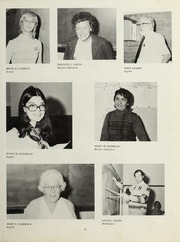 Page 13, 1974 Edition, Roslindale High School - Yearbook (Roslindale, MA) online yearbook collection