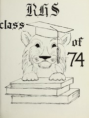 Page 5, 1974 Edition, Roslindale High School - Yearbook (Roslindale, MA) online yearbook collection