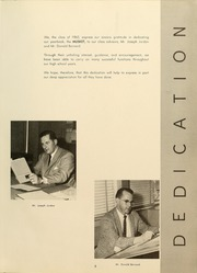 Page 9, 1963 Edition, Southbridge High School - Milestone Yearbook (Southbridge, MA) online yearbook collection
