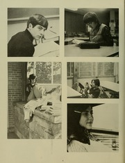 Page 10, 1972 Edition, Southbridge High School - Milestone Yearbook (Southbridge, MA) online yearbook collection