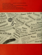 Page 16, 1972 Edition, Southbridge High School - Milestone Yearbook (Southbridge, MA) online yearbook collection
