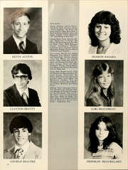 Page 14, 1981 Edition, Southbridge High School - Milestone Yearbook (Southbridge, MA) online yearbook collection