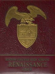 1953 Edition, Boston College High School - Forbian Yearbook (Boston, MA)