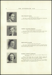Page 16, 1936 Edition, Millbury High School - Aftermath Yearbook (Millbury, MA) online yearbook collection