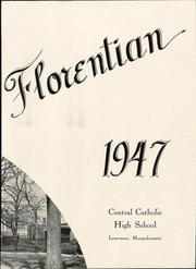 Page 11, 1947 Edition, Central Catholic High School - Florentian Yearbook (Lawrence, MA) online yearbook collection