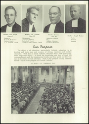 Page 17, 1948 Edition, Central Catholic High School - Florentian Yearbook (Lawrence, MA) online yearbook collection
