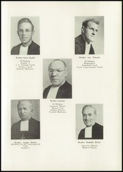 Page 15, 1949 Edition, Central Catholic High School - Florentian Yearbook (Lawrence, MA) online yearbook collection