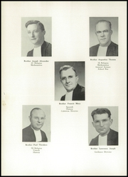 Page 16, 1949 Edition, Central Catholic High School - Florentian Yearbook (Lawrence, MA) online yearbook collection