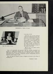 Page 9, 1956 Edition, Norwell High School - Shipbuilder Yearbook (Norwell, MA) online yearbook collection
