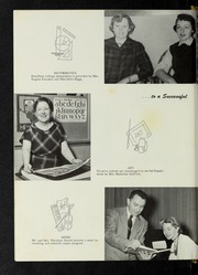 Page 12, 1958 Edition, Norwell High School - Shipbuilder Yearbook (Norwell, MA) online yearbook collection