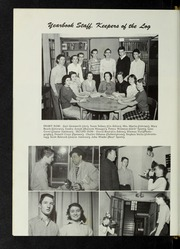 Page 14, 1958 Edition, Norwell High School - Shipbuilder Yearbook (Norwell, MA) online yearbook collection