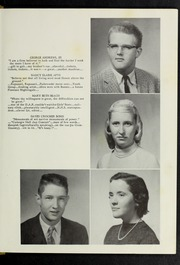Page 17, 1958 Edition, Norwell High School - Shipbuilder Yearbook (Norwell, MA) online yearbook collection