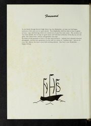 Page 6, 1958 Edition, Norwell High School - Shipbuilder Yearbook (Norwell, MA) online yearbook collection