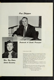Page 9, 1958 Edition, Norwell High School - Shipbuilder Yearbook (Norwell, MA) online yearbook collection
