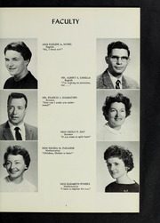 Page 11, 1961 Edition, Norwell High School - Shipbuilder Yearbook (Norwell, MA) online yearbook collection