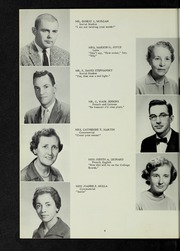 Page 12, 1961 Edition, Norwell High School - Shipbuilder Yearbook (Norwell, MA) online yearbook collection